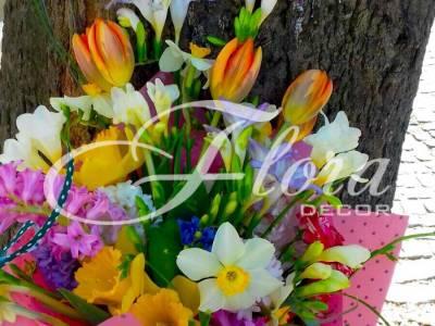 Букет Пролетна любов