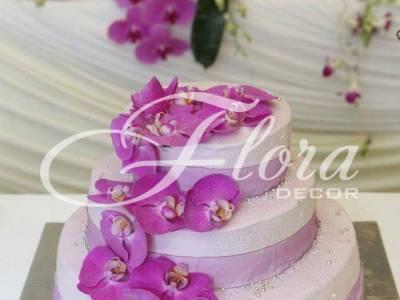 Украса на торта