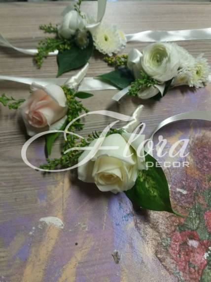 Сватбени ботуниери