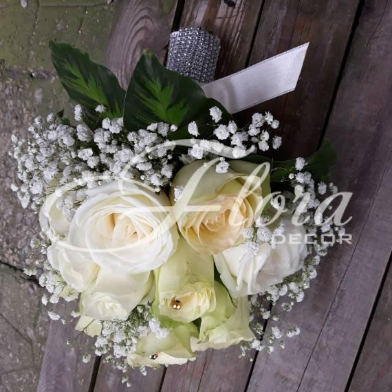 Букет Бяла перла
