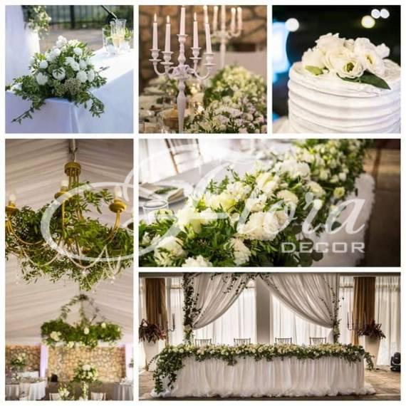 Сватбена флористика