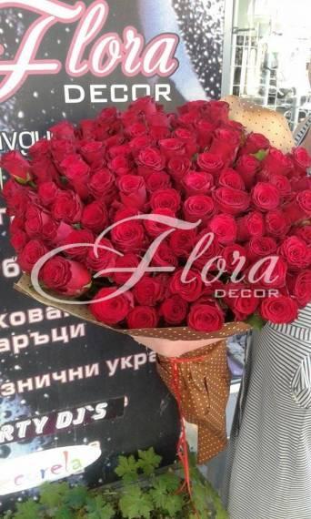 101 рози
